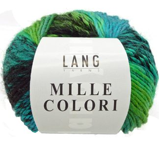 Lang Mille Colori - Fingering - Wool and Nylon