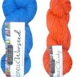 Estelle Wool/Acrylic/Nylon in 3 Weights
