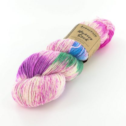 All Strung Out Huasco Sock Hand Painted 1016