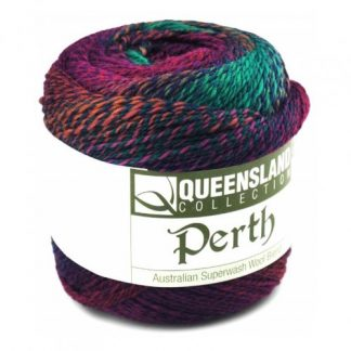 Queensland Collection Perth - Fingering - Superwash Wool and Nylon
