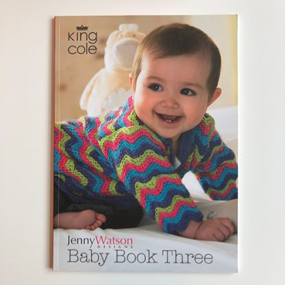 King Cole Baby Book |