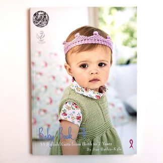 King Cole Baby Book 3| Accessories