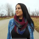 Knotted Cowl Designed By: Michelle Porter