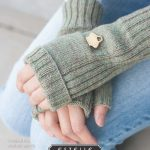 Fingerless Pocket Mitts Designed By: Shannon Charles