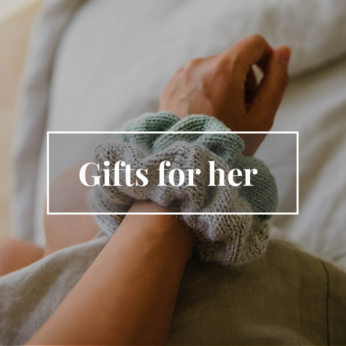 Free knitting and crochet patterns as a gift guide for her