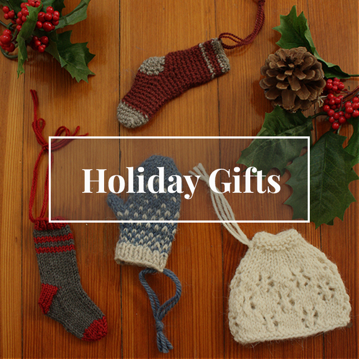 Free knitting and crochet patterns for the holidays