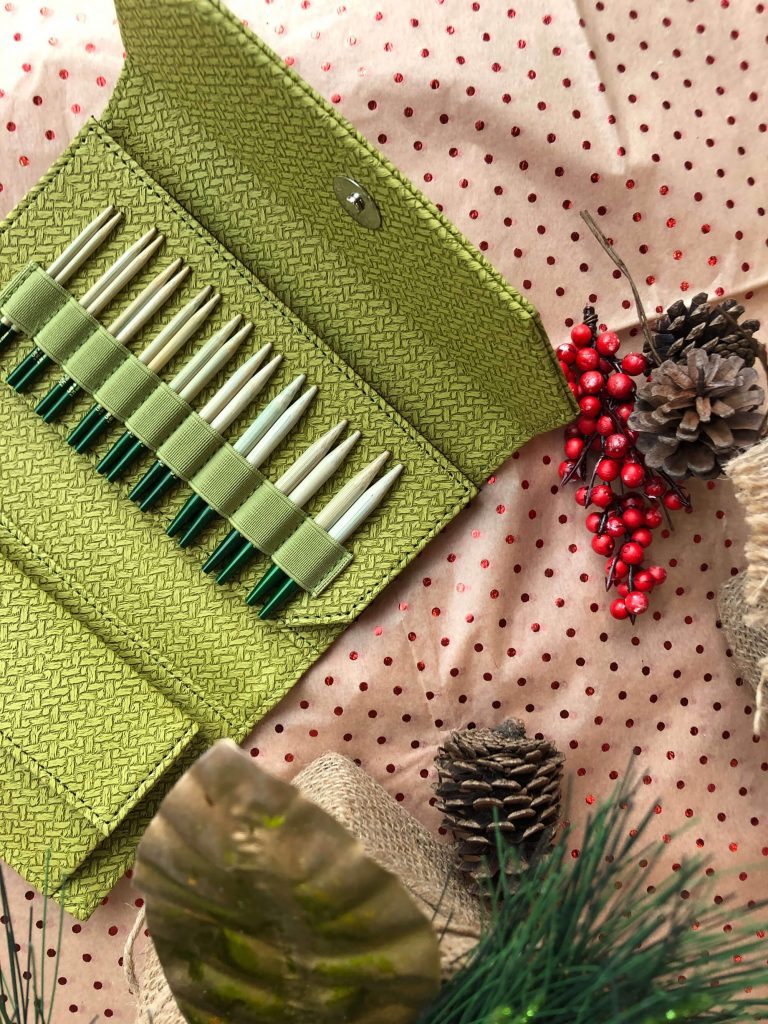 The Grove Knitting Needle Kit A perfect gift for any knitter looking to upgrade their knitting needles