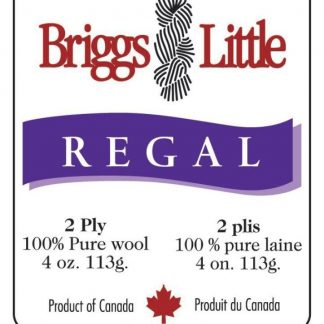 Briggs and Little Regal (Worsted)